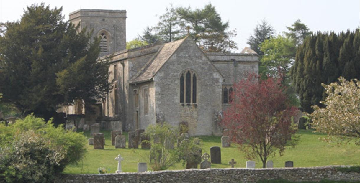St James Church Fulbrook
