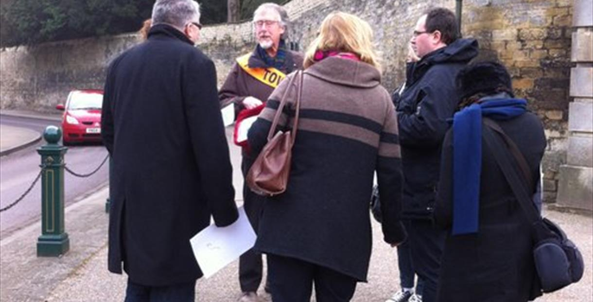Cirencester Civic Society Guided Walks