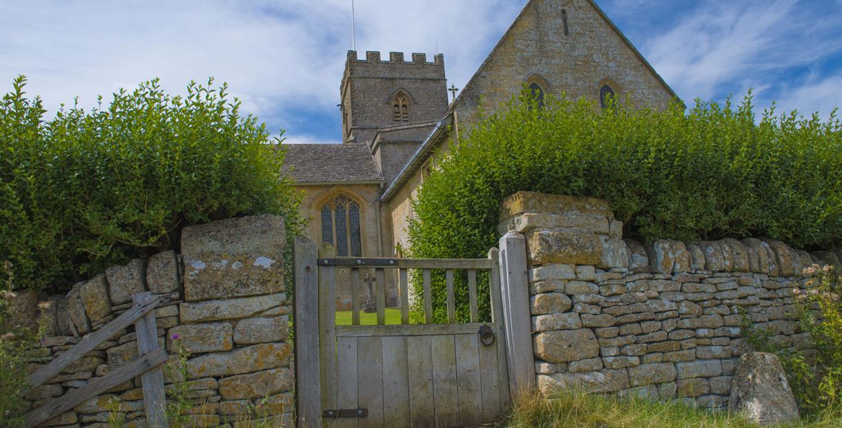 Guiting Power - St Michael's and all Angels