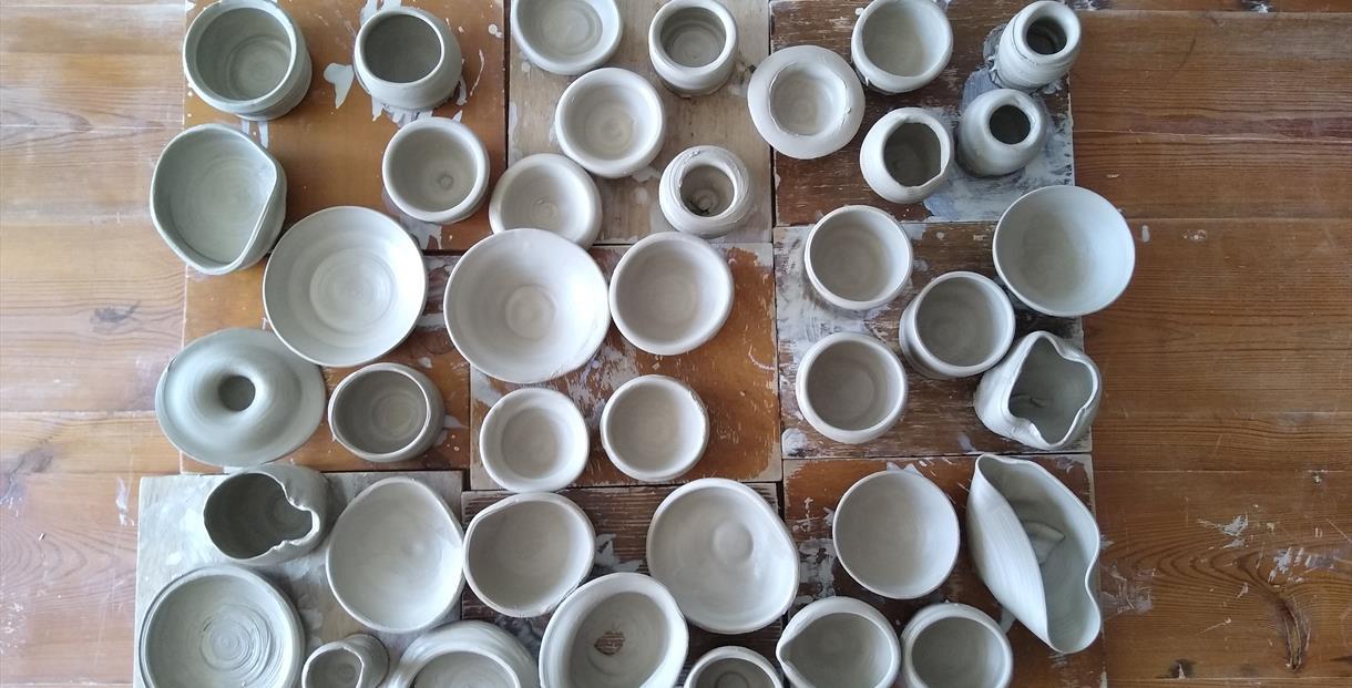 Workshop Pots