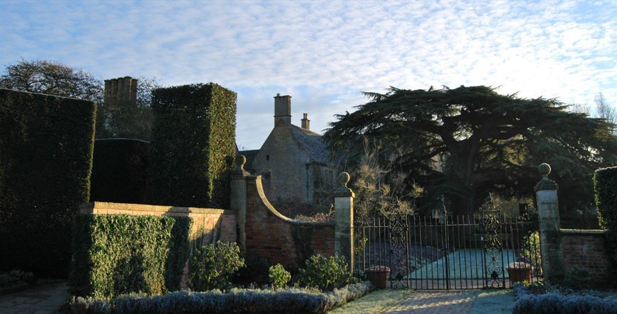 Hidcote (photo by Sarah Davis - courtesy of the National Trust)