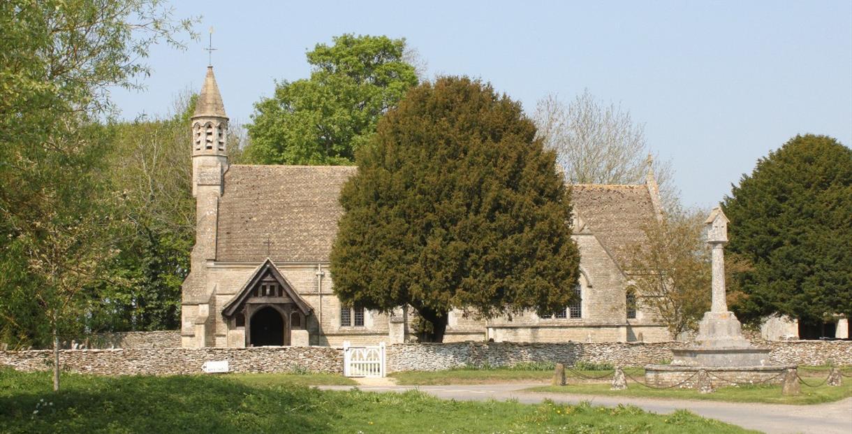 Holwell - St Mary's Church