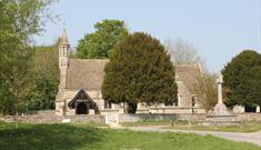 Holwell - St Mary's Church
