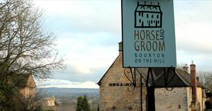 The Horse and Groom, Bourton on the Hill