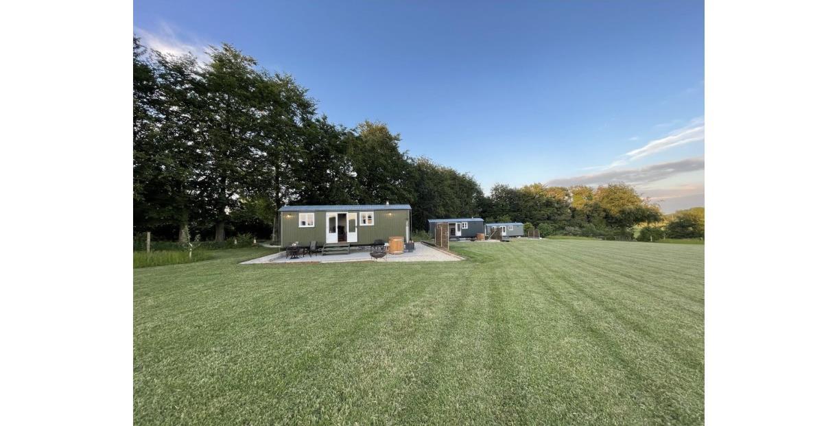 Westwell Downs Shepherds Huts