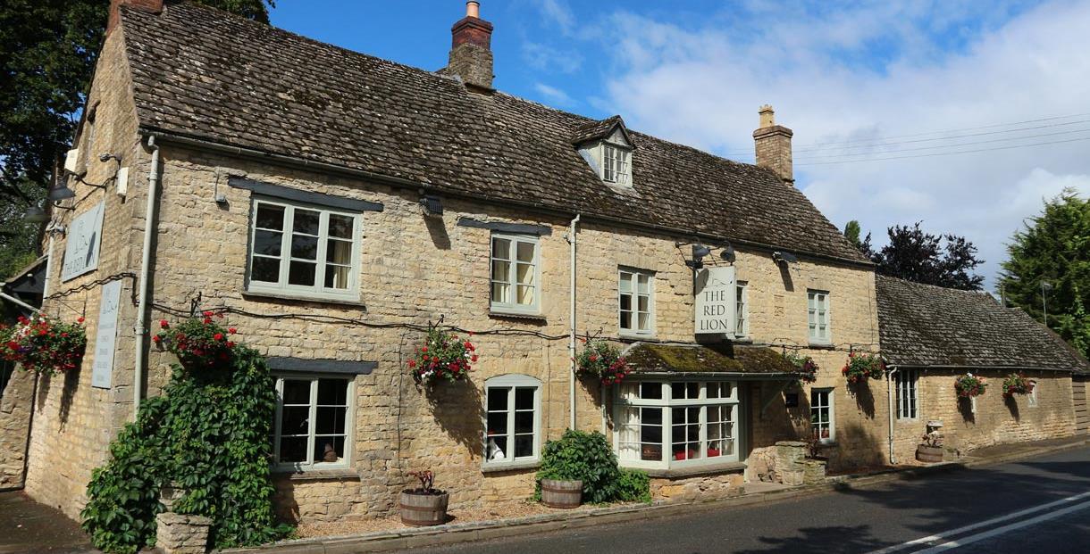 The Red Lion Inn