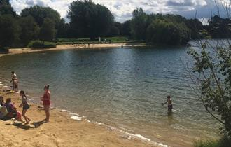 Cotswold Country Park & Beach
