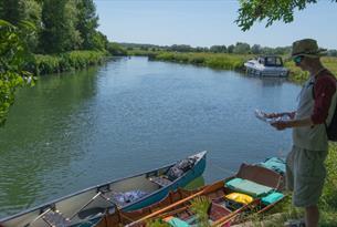 The Thames Path - Kelmscott