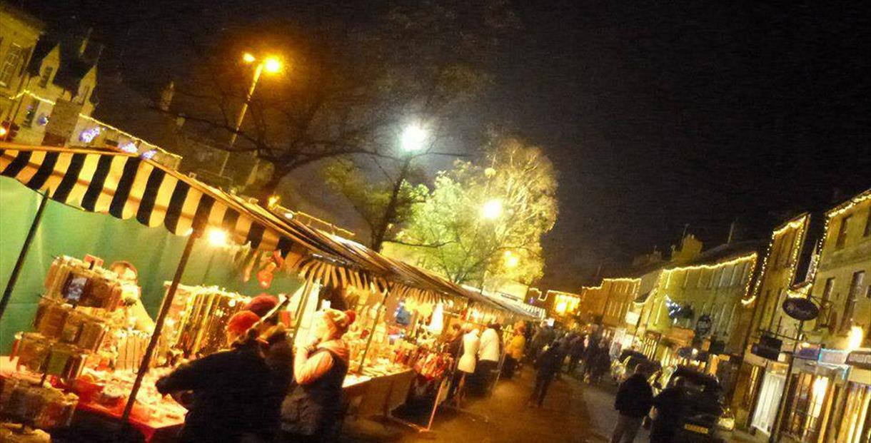 Moreton Christmas Market