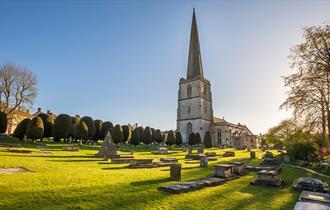 Parish Church of St Mary the Virgin, Painswick