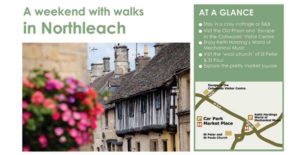 Northleach Walks