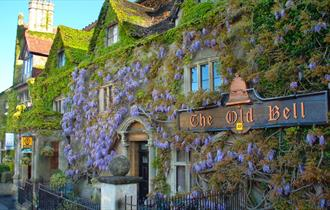 The Old Bell in Malmesbury