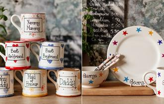 The Pottery Place (photos by Laura Martha Photography)