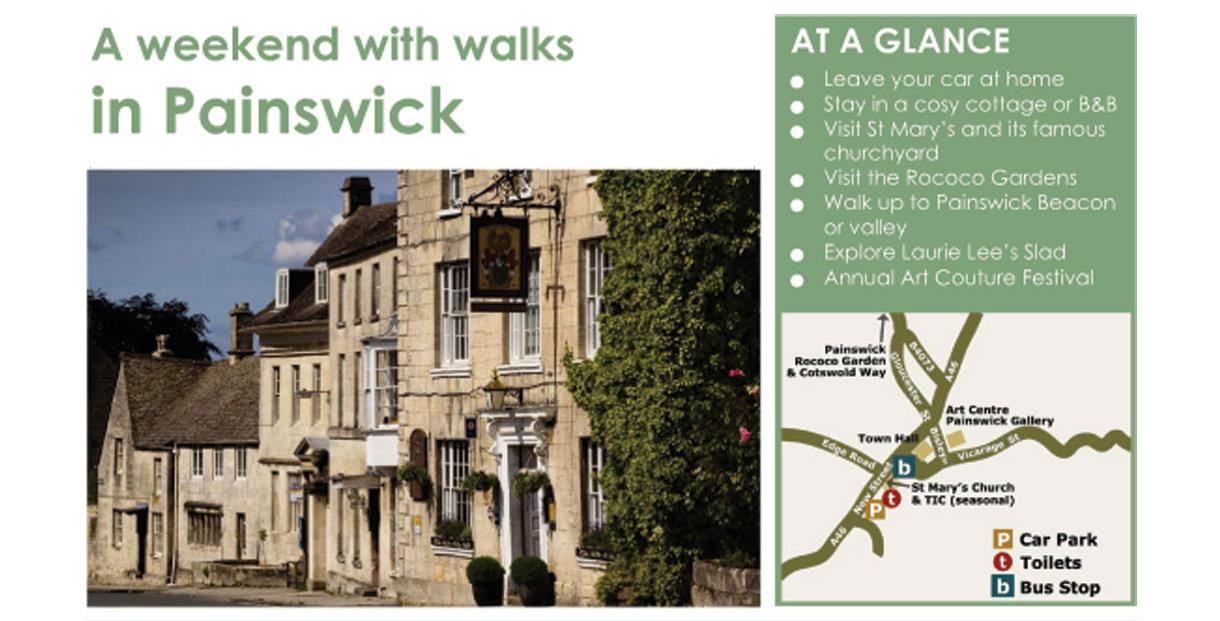 Painswick Walks