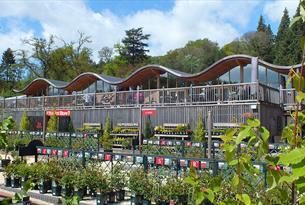 Batsford Arboretum Garden Centre