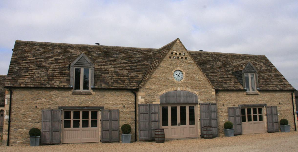 Poulton Hill Estate - luxury guest accommodation