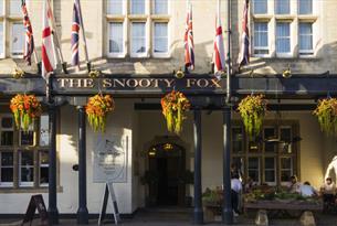 Snooty Fox Hotel