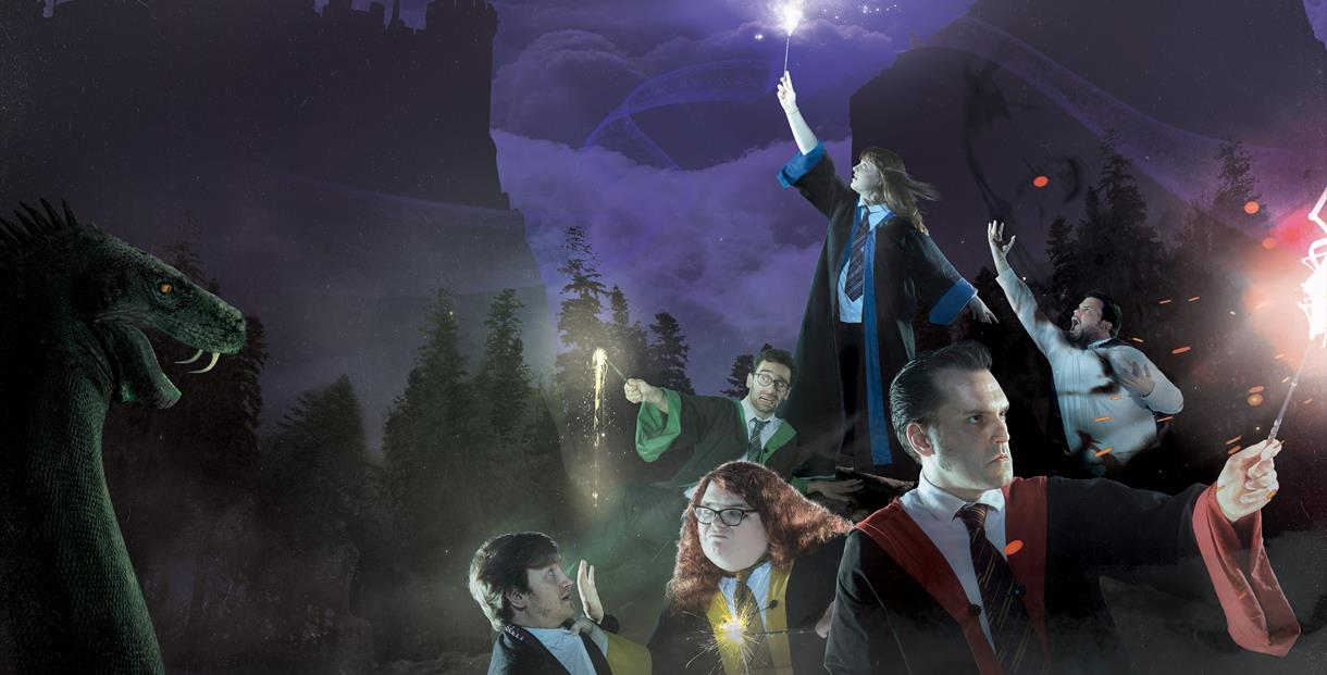 Spontaneous Potter Kidz: The Unofficial Improvised Parody