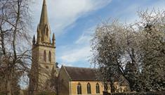 Moreton in Marsh - St David's Church