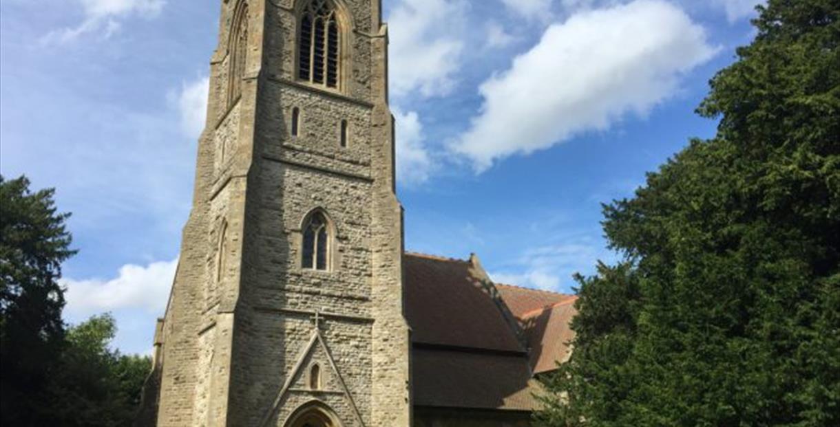 Heythrop - St Nicholas' Church