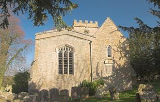 Lower Oddington - St Nicholas Church