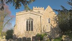 Lower Oddington - St Nicholas Church