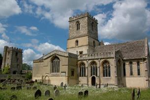 St Michael's Church Stanton Harcourt