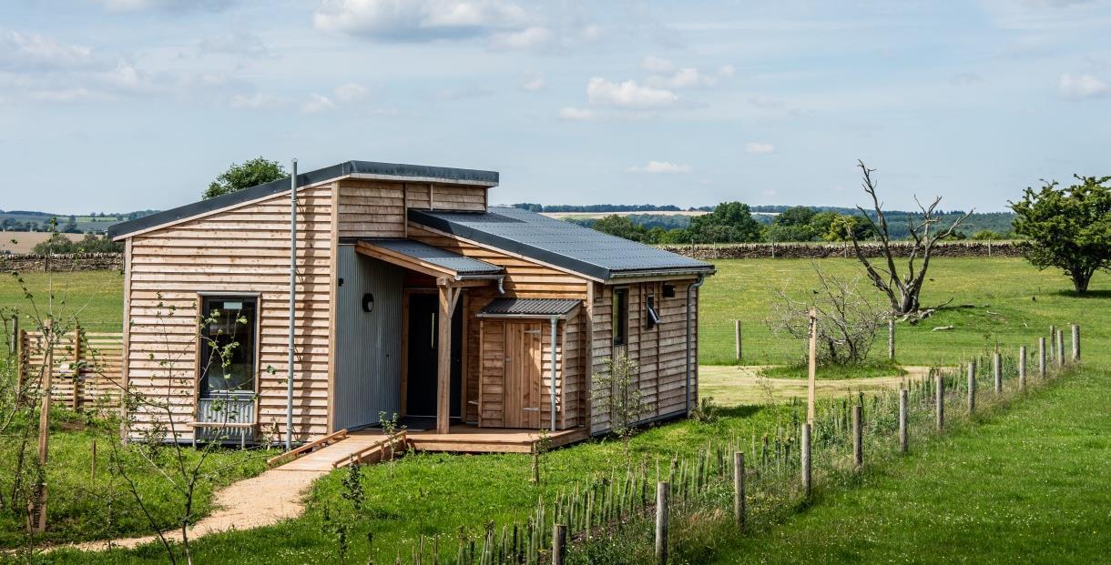 Sunset Lodges @ Cotswold Farm Park