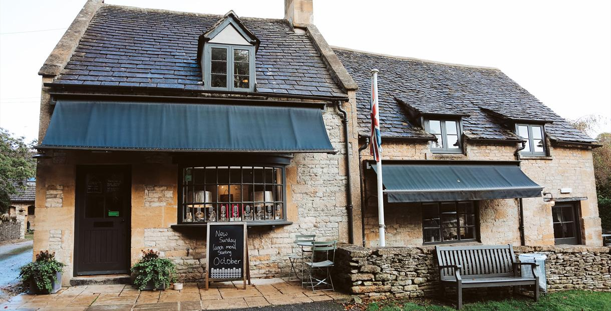 Temple Guiting Pantry