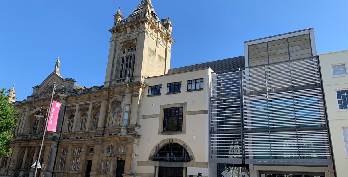 The Wilson Art Gallery & Museum Cheltenham - exterior