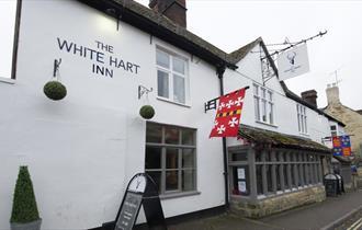 The White Hart Inn, Winchcombe