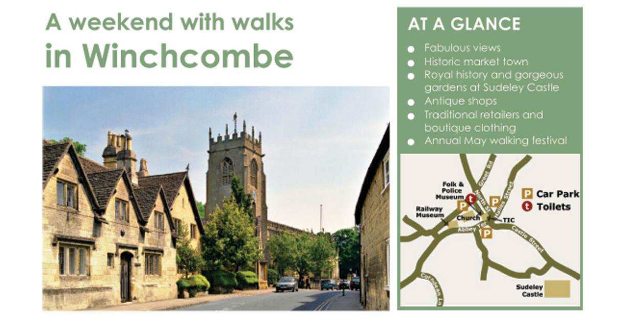 Winchcombe Walks
