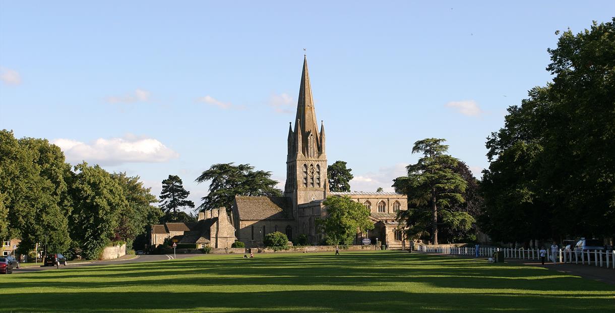 St Mary's Church - Witney