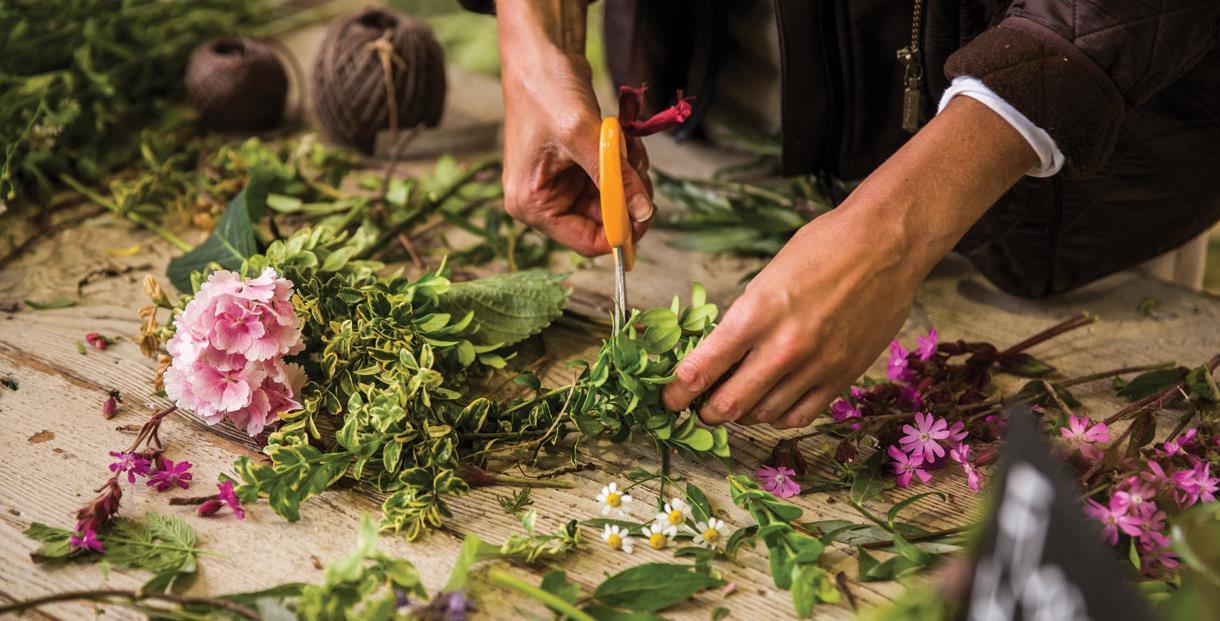 Daylesford Floristry Workshops