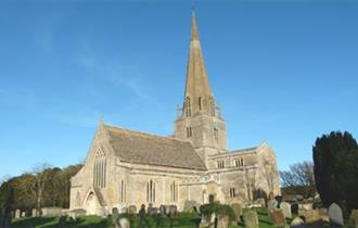 St Mary's Church, Bampton