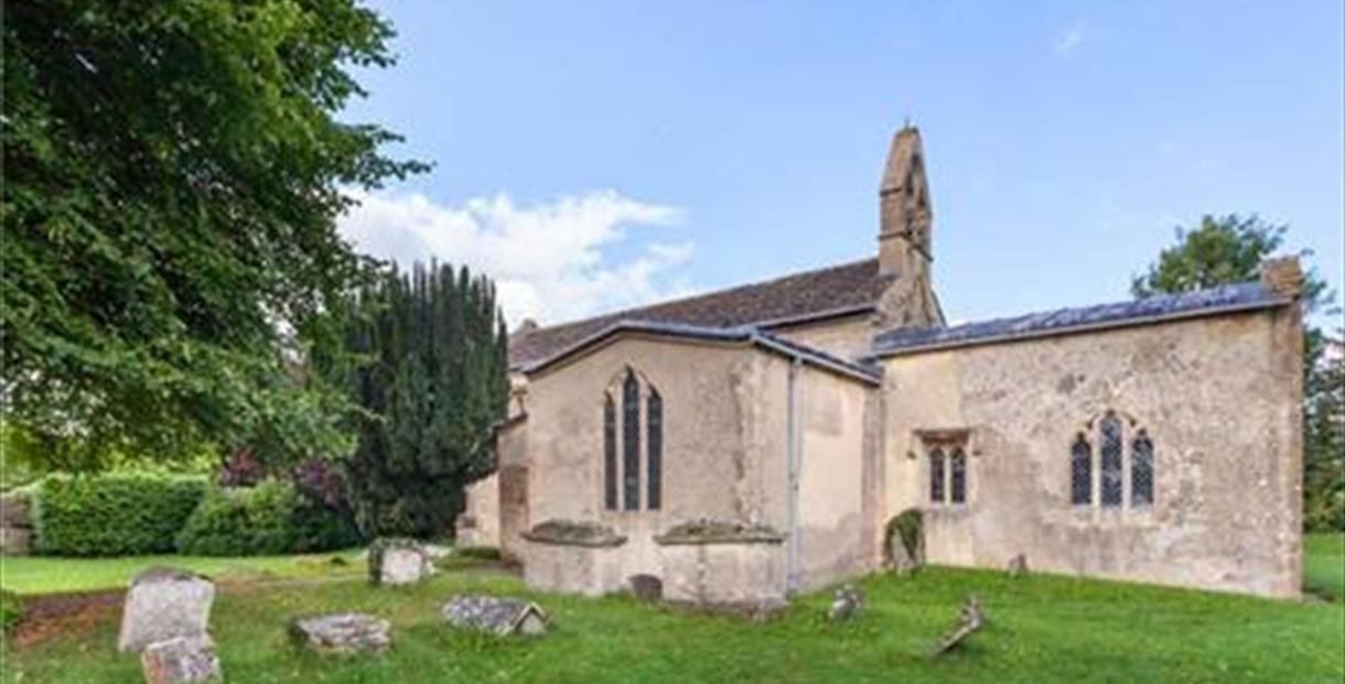 St George's Church in Kelmscott