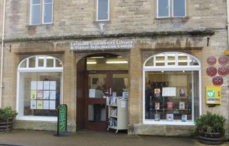 Lechlade Visitor Information Point