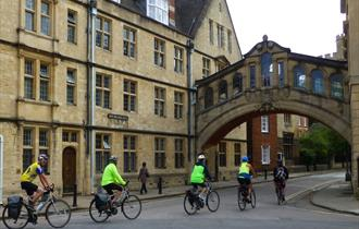 Cycling in Oxford