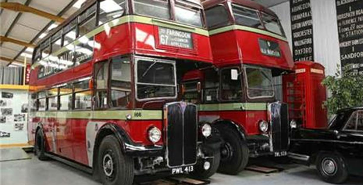 Oxford Bus Museum - Cotswolds