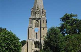St Mary's Church in Shipton under Wychwood