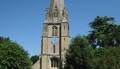St Mary's Church in Shipton under Wychwood