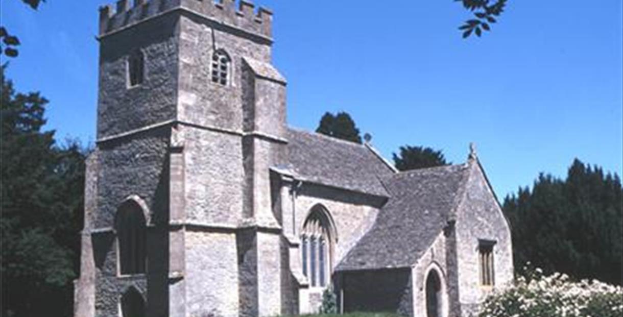 St Peter's Church, Alvescot