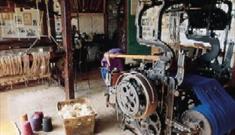 Cotswold wollen weavers