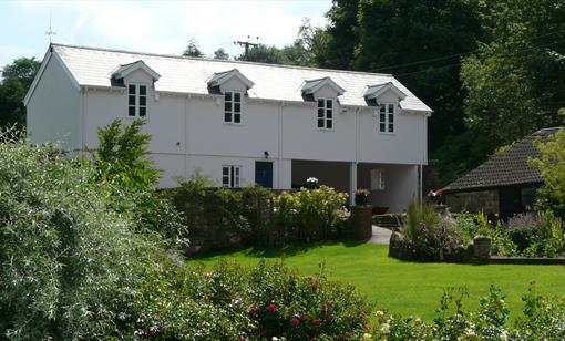 The Buckstone House Coach House