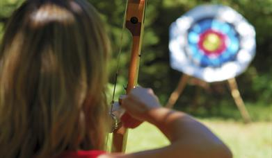 Archery with Forest of Dean Adventure