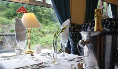 Royal Forester Evening Dining Train
