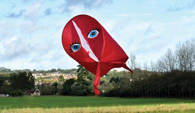 Kite Day at Taurus Crafts