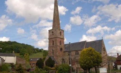 Mitcheldean Church - St Michaels & All Angels
