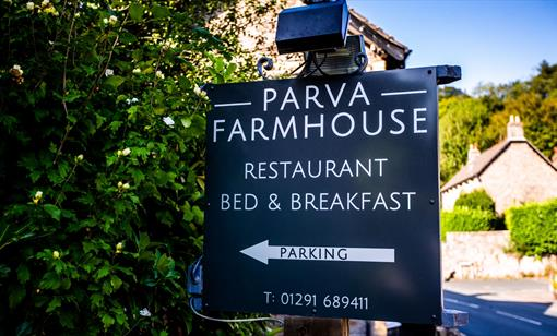 Parva Farmhouse - Restaurant with Rooms in Tintern