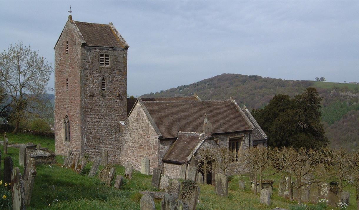 Penallt Old Church
